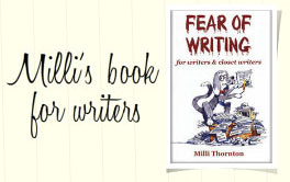 Fear of Writing by Milli Thornton